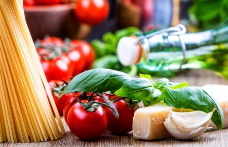 basicos de la cocina italiana - 1