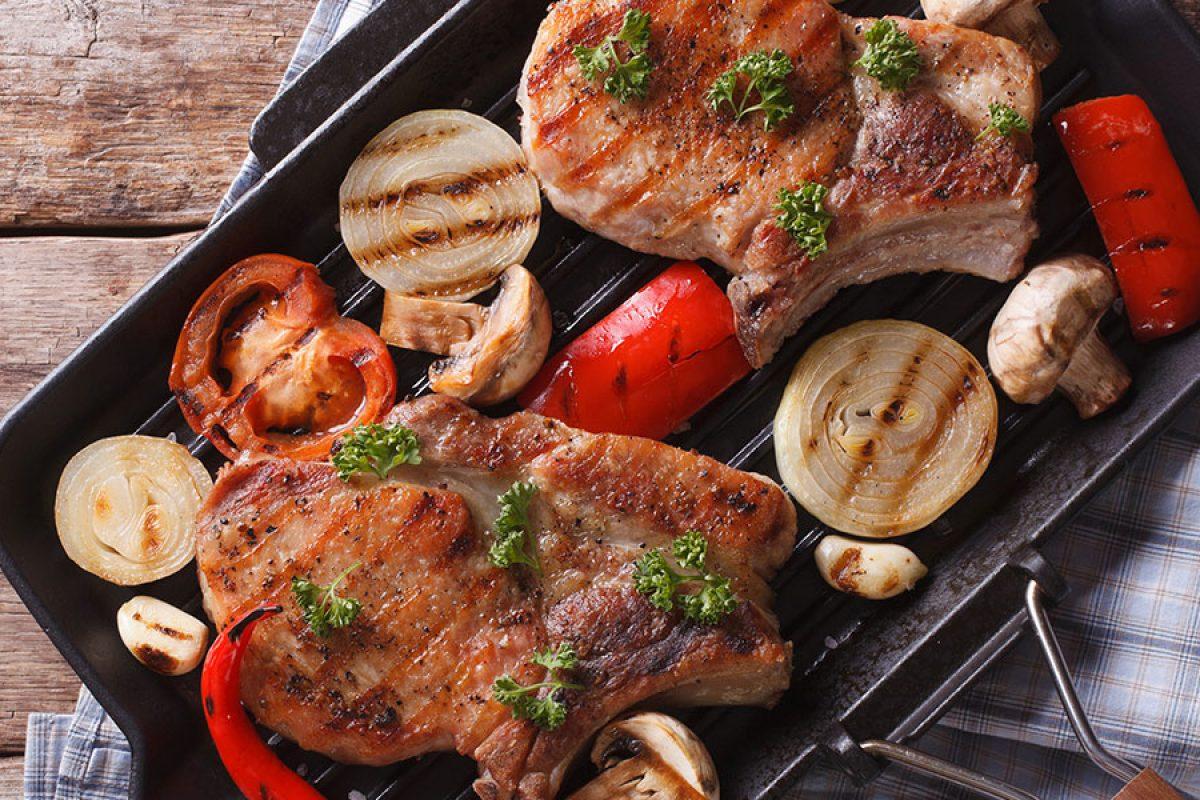 Cortes de carne para asar en casa