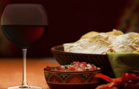vinos para maridar comida mexicana