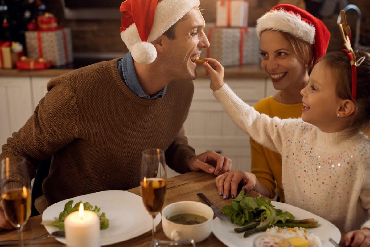 menu para la cena navideña
