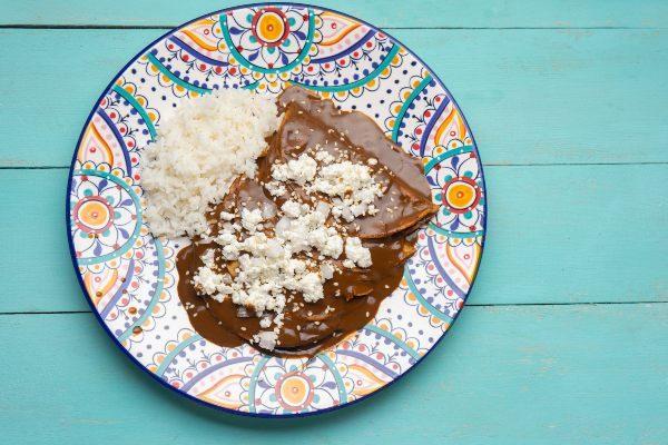 recetas-vegetarianas-enchiladas