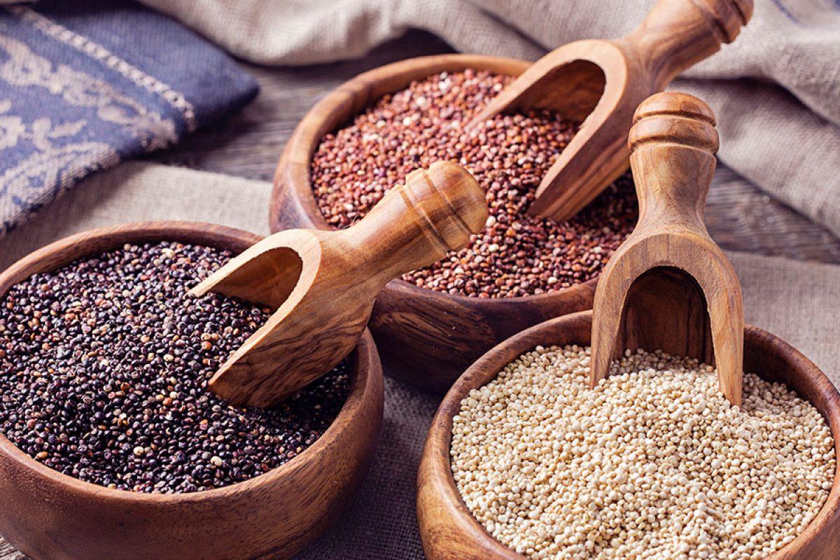 Conoce un poco más de los tipos de quinoa que existen y cómo puedes prepararla.